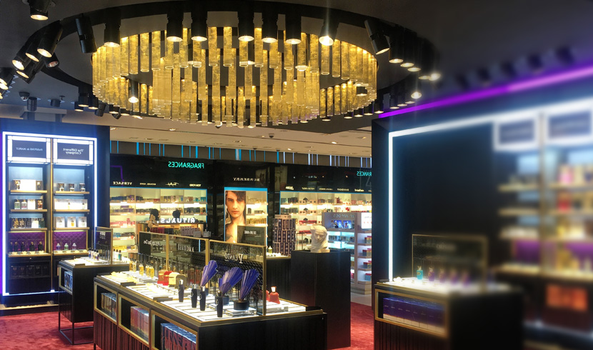 Luxury Parfum Shop